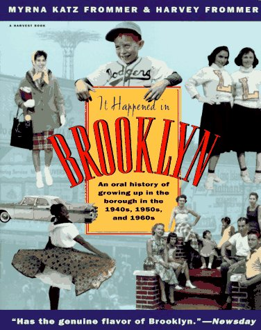 9780156002370: It Happened in Brooklyn (A Harvest Book)