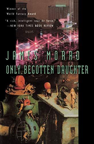 9780156002431: Only Begotten Daughter (Harvest Book)