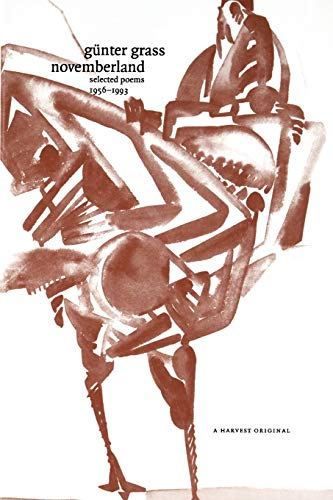 9780156003315: Novemberland: Selected Poems 1956-1993