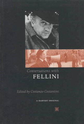9780156004404: Conversations with Fellini (A Harvest original)