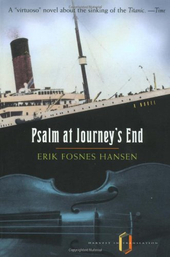 9780156005272: Psalm at Journey's End (Harvest Book)