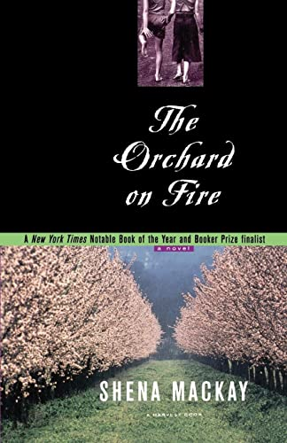 9780156005326: Orchard On Fire: A Novel