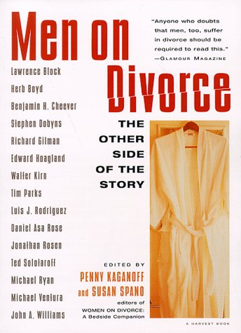 9780156005470: Men on Divorce: The Other Side of the Story (Harvest Book)
