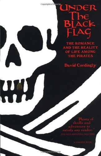 9780156005494: Under the Black Flag (Harvest Book)