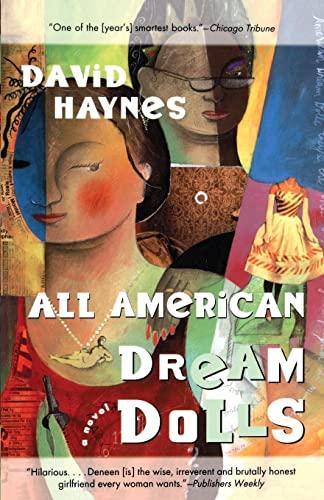 9780156005722: All American Dream Dolls (Harvest Book)