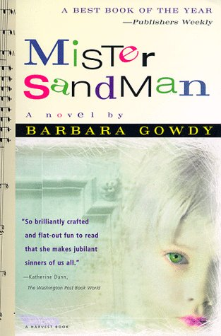 9780156005777: Mister Sandman (Harvest Book)