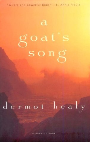 9780156005821: A Goat's Song (Harvest Book)