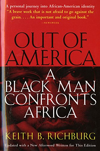 9780156005838: Out of America: A Black Man Confronts Africa