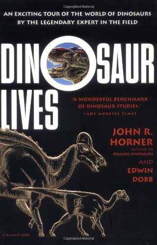 9780156006071: Dinosaur Lives (Harvest Book)