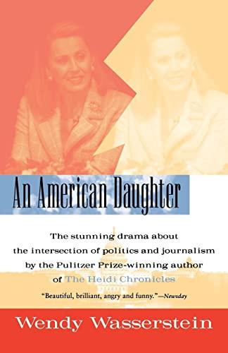 9780156006453: An American Daughter