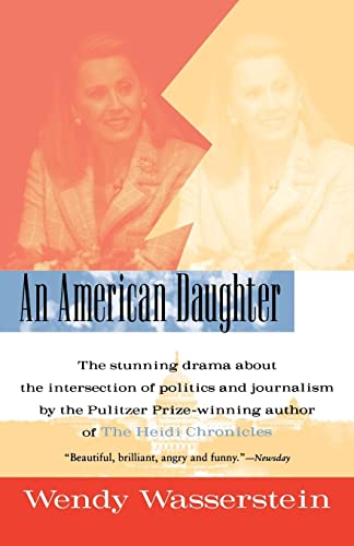 9780156006453: An American Daughter