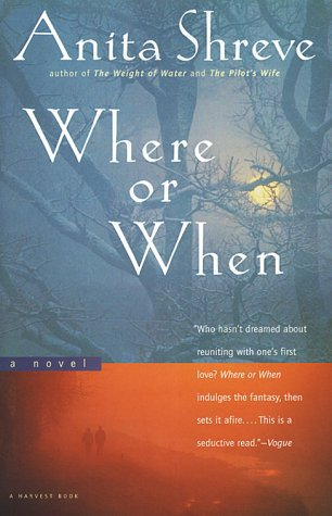 9780156006521: Where or When : A Novel
