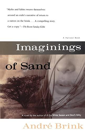9780156006583: Imaginings of Sand