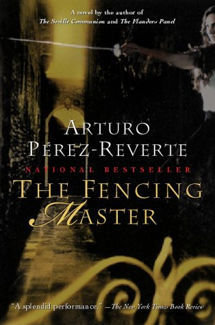 9780156006842: The Fencing Master: A Novel
