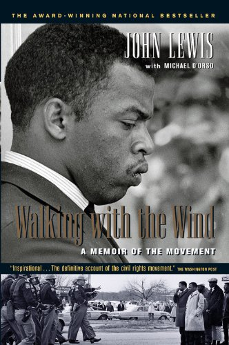 Walking with the Wind: A Memoir of: D'Orso, Michael, Lewis,