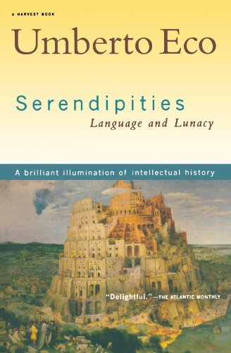 9780156007511: Serendipities: Language and Lunacy