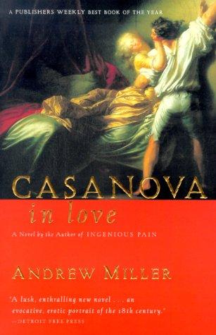 9780156007696: Casanova in Love (Harvest Book)