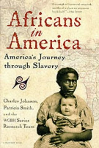 9780156008549: Africans in America: America's Journey through Slavery