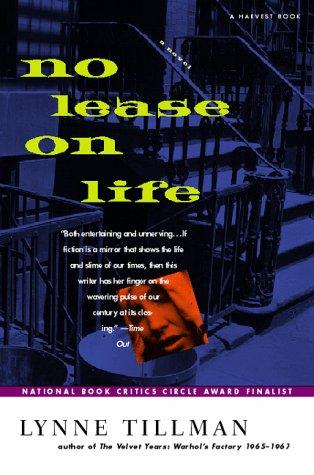 9780156008600: No Lease on Life: A Novel