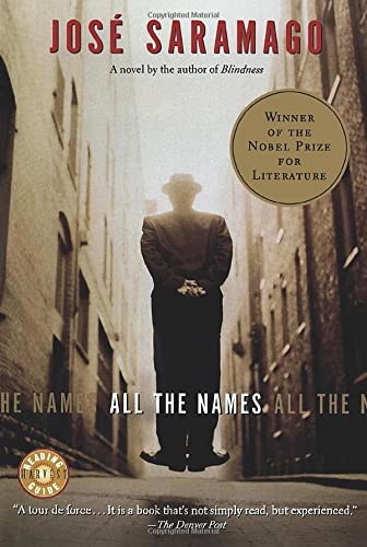 9780156010597: All the Names