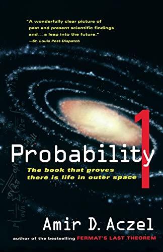 9780156010801: Probability 1