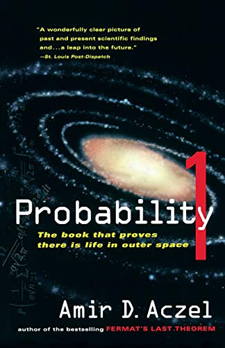 Probability 1: The book that proves there is life in outer space