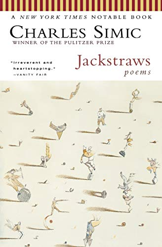 9780156010986: Jackstraws: Poems