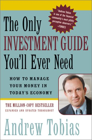 9780156011075: The Only Investment Guide You'll Ever Need (Harvest Original)