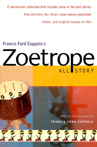 9780156011105: Francis Ford Coppola's Zoetrope: All-Story