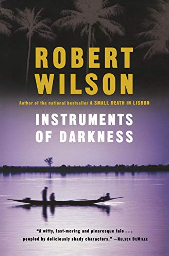 9780156011136: Instruments of Darkness (Harvest Original)