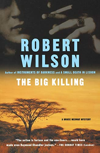 9780156011198: The Big Killing: A Bruce Medway Mystery (Harvest Book)