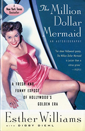 9780156011358: The Million Dollar Mermaid: An Autobiography (Harvest Book)