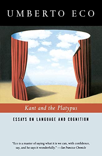9780156011594: Kant and the Platypus: Essays on Language and Cognition