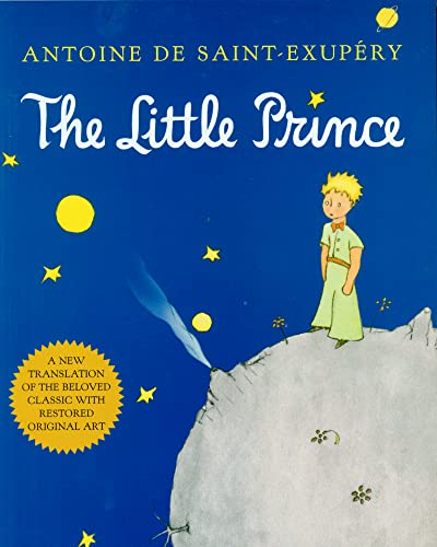 The Little Prince: Paperback Picturebook: Saint-Exupery, Antoine de