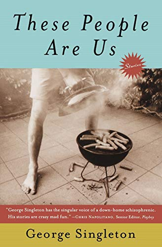 9780156012744: These People Are Us (Harvest Book)