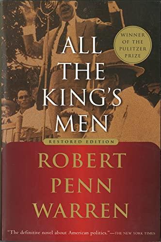 9780156012959: All the King's Men