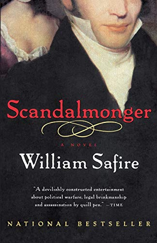 9780156013239: Scandalmonger (Harvest Book)
