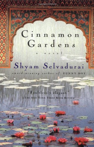 9780156013284: Cinnamon Gardens: A Novel