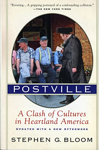 9780156013369: Postville: A Clash of Cultures in Heartland America