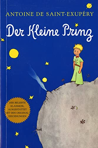 9780156013864: Der Kleine Prinz (German) (Harvest Book)