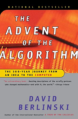 9780156013918: The Advent of the Algorithm: The 300-Year Journey from an Idea to the Computer