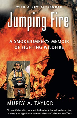9780156013970: Jumping Fire: A Smokejumper's Memoir of Fighting Wildfire (Harvest Book)