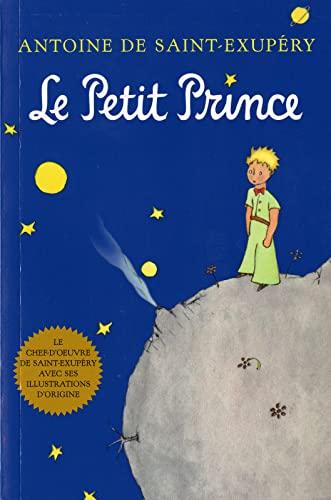 9780156013987: Le Petit Prince (French): Antoine de Saint-Exupery