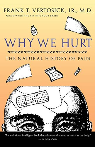 9780156014038: Why We Hurt: The Natural History of Pain