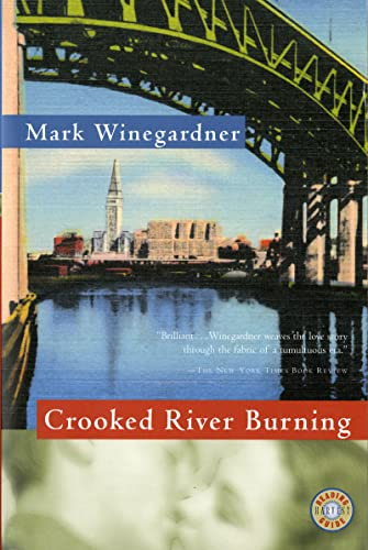 9780156014229: Crooked River Burning