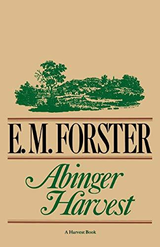 9780156026109: Abinger Harvest