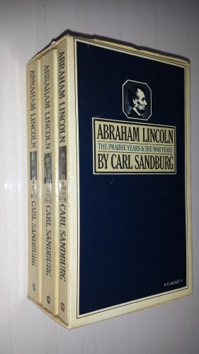 9780156026130: Abraham Lincoln: The Prairie Years and the War Years
