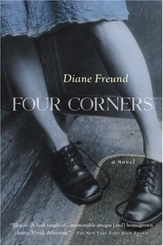 9780156026925: Four Corners (Harvest Book)