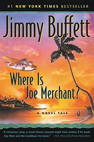 9780156026994: Where is Joe Merchant? (Harvest Book)