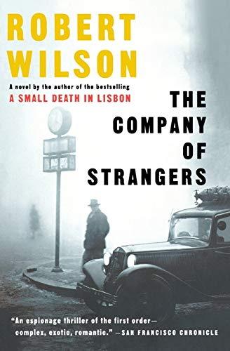 9780156027106: The Company of Strangers